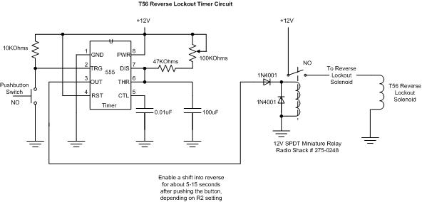 T56 Reverse Lockout Wiring Diagram Product Wiring Diagrams