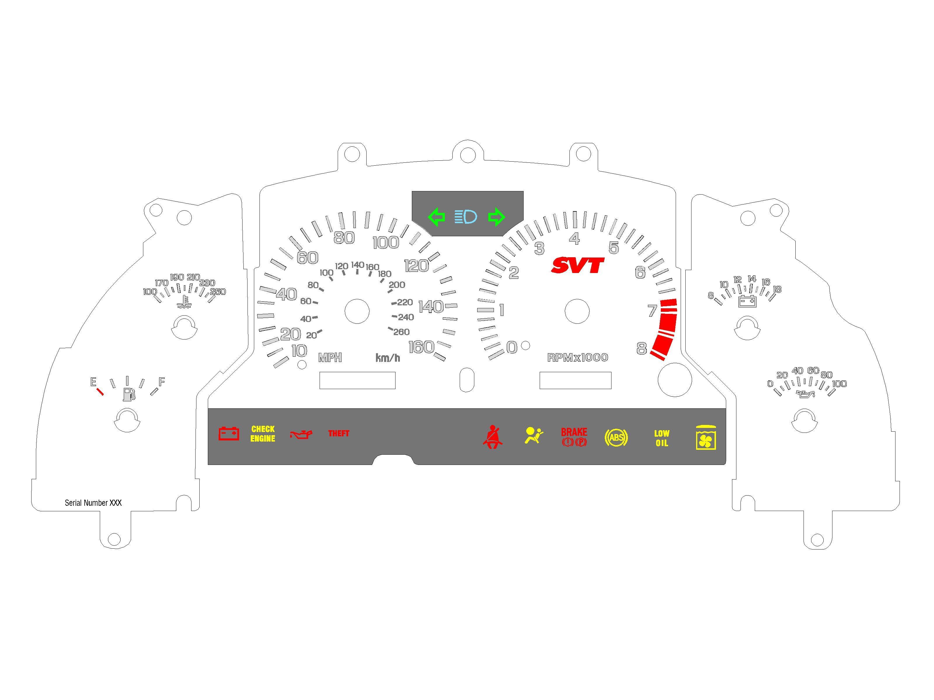 ford mustang oil preusser gauge wiring diagram ford ford 4 6 mustang oil pressure gauge wiring diagram gmc truck